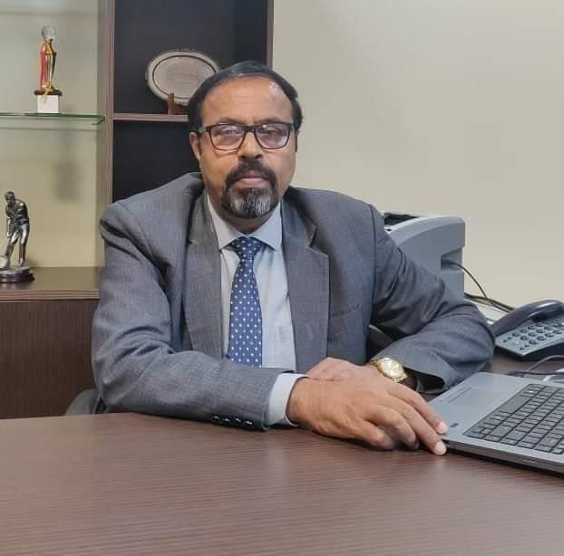Dr. Ajeet Kumar Nedungadi