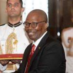 H.E. Mr. Joel Sibusiso Ndebele