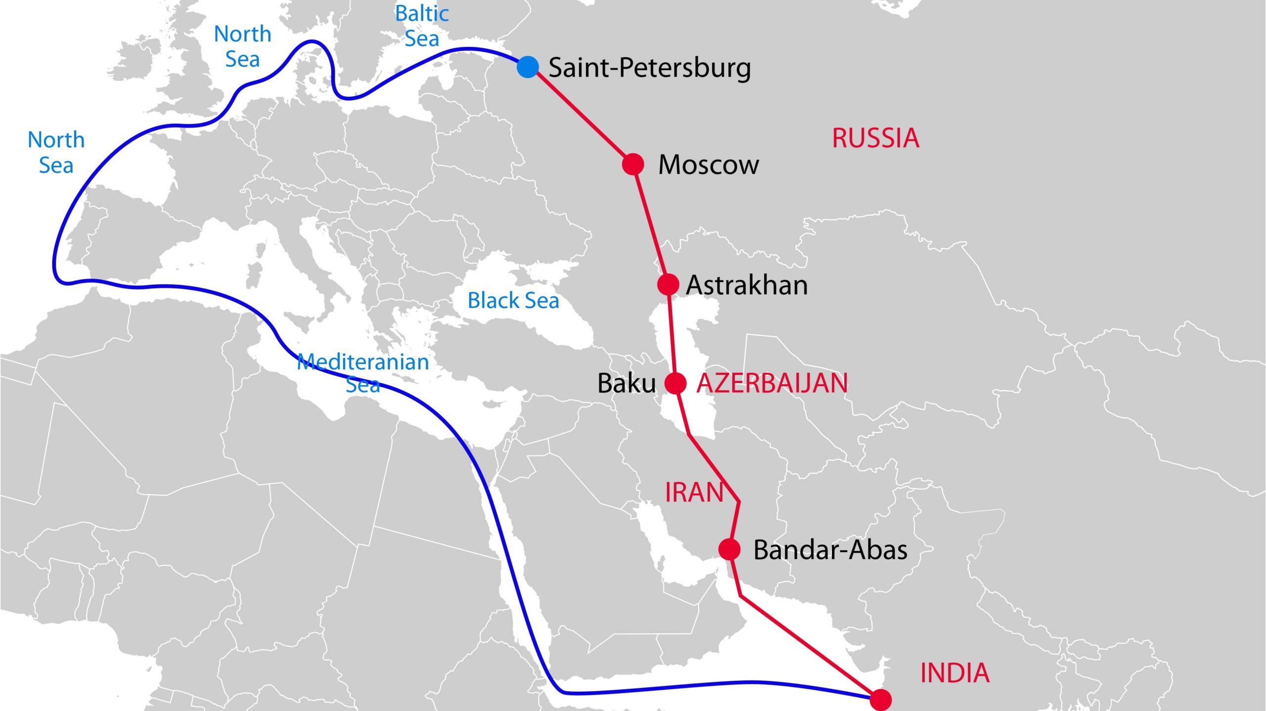 International North South Transport Corridor