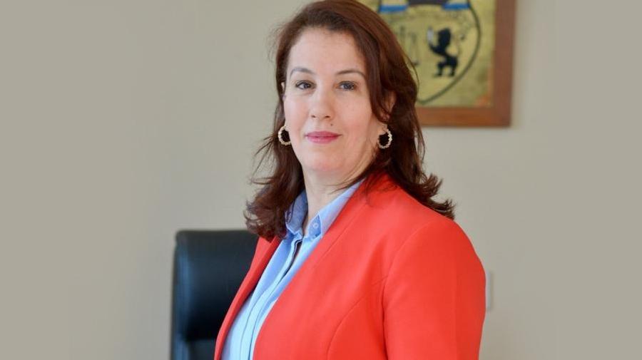 H.E. Mrs. Hayet Talbi EP Bilel, Ambassador of Tunisia to India