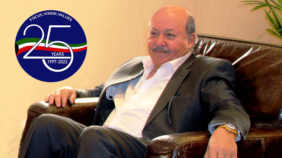 Dr. Fouad F. AlKhadra, CEO, Gulf Spic General Trading and Contracting Company WLL (GS)