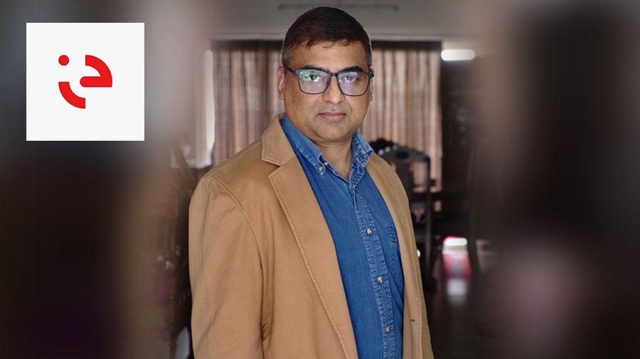 Mr. Madan Mohan Chakraborty, MD & CEO, Iskraemeco India Pvt. Ltd